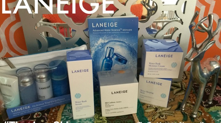Mother's Day Gift Idea: LANEIGE Skincare Line at Target! #TimelessSkin #IC #AD