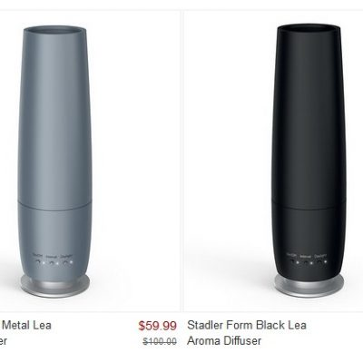 Deal of The Day: Stadler Lea Aroma Diffuser 40% Of on Zulily!