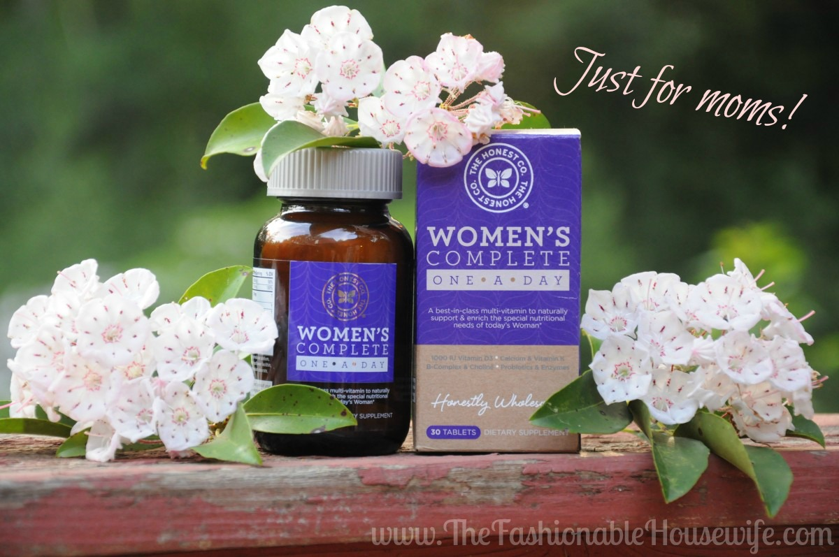 Honest Company Womens Once Daily Vitamins