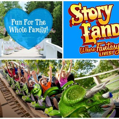 Save $3 off General Admission for Story Land in Glen, NH