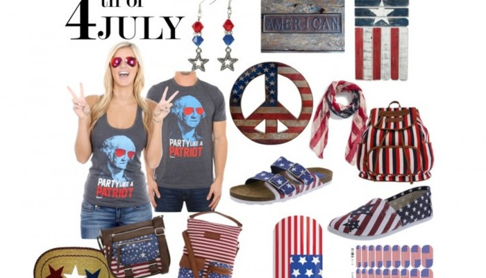 Party Like A Patriot This 4th of July!