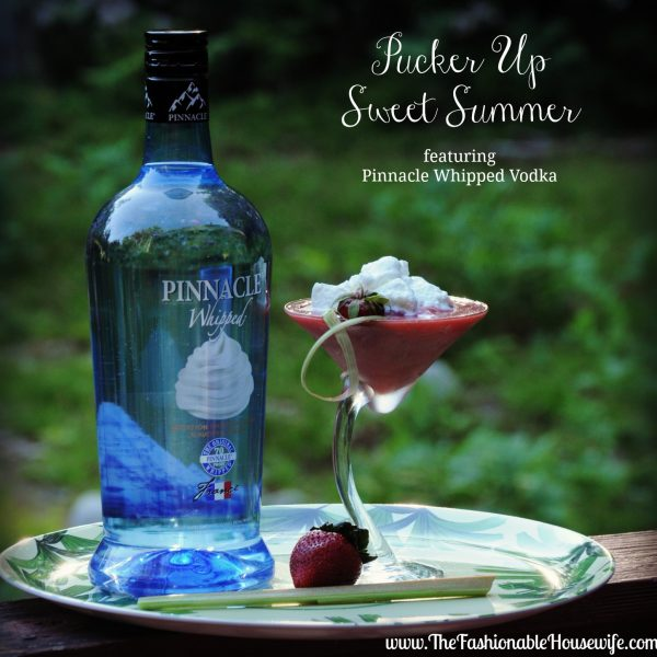 Cocktail Of The Week: Pucker Up Sweet Summer