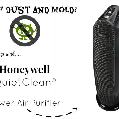 Reduce Seasonal Allergy Symptoms With Honeywell QuietClean Air Purifier