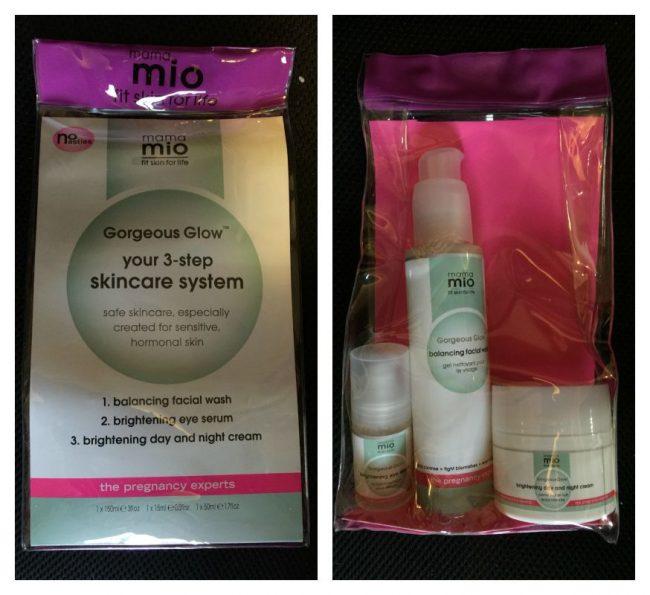 Mama Mio Skincare Set