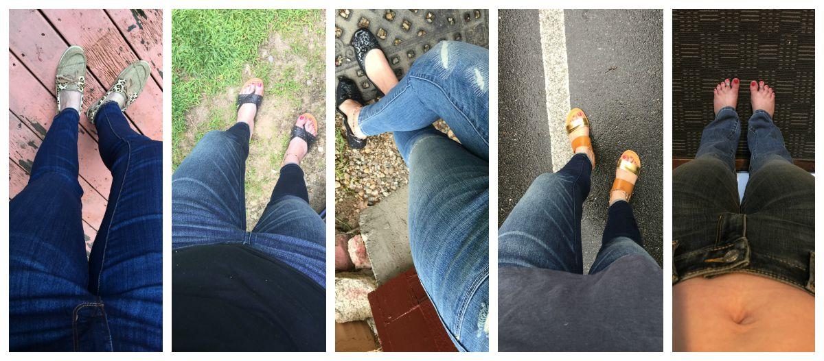 Target Denim Jeans 1