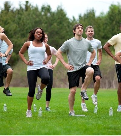 Get In Shape at Fitness Boot Camp in Phuket