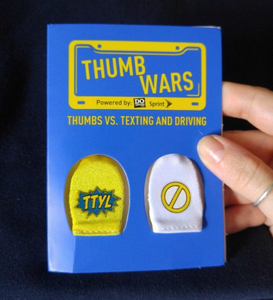 thumb wars socks