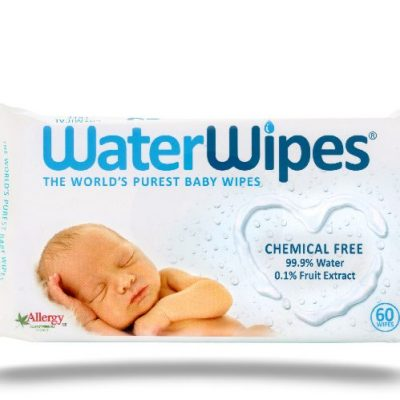 "Chemical Free WaterWipes + $100 Babies ""R"" Us Gift Card GIVEAWAY! #WaterWipes #IC #AD"