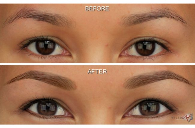 Permanent Makeup: Are Eyebrow Tattoos a Good Idea? - The Fashionable ...