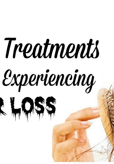 Effective Treatments For People Experiencing Hair Loss