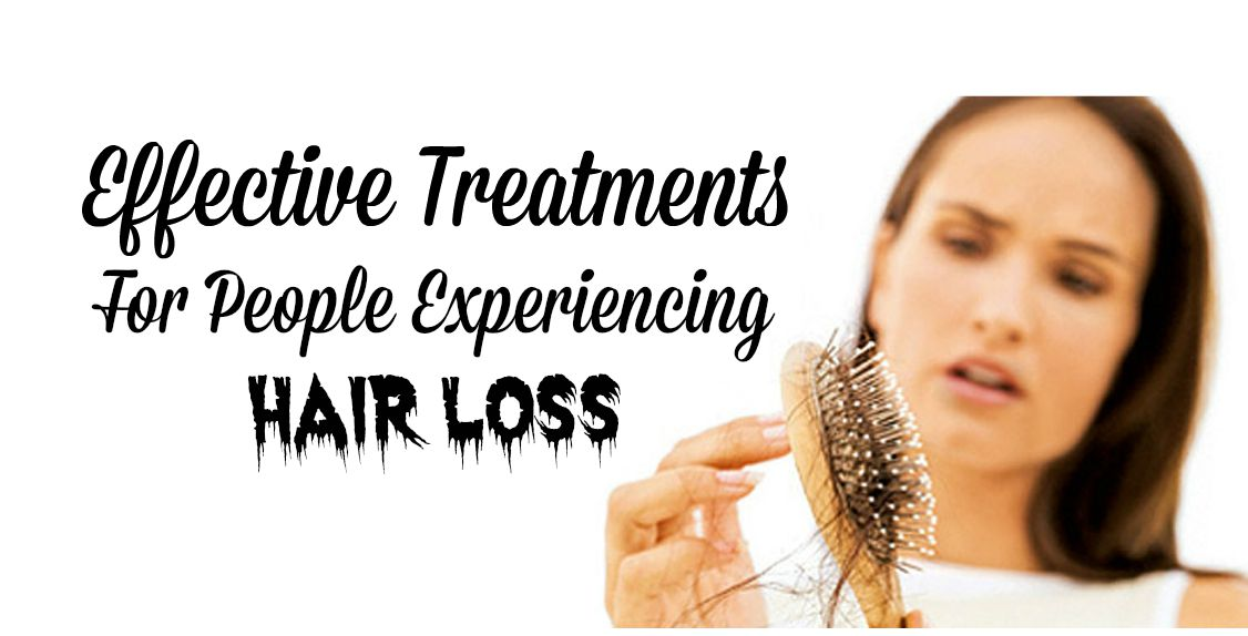 Effective Solutions For People Experiencing Hair Loss