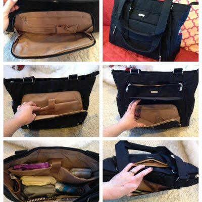 Baggallini Alfa – My Everday Fit-Everything Handbag