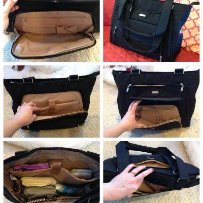 Baggallini Alfa – My Everday Fit-Everything Handbag