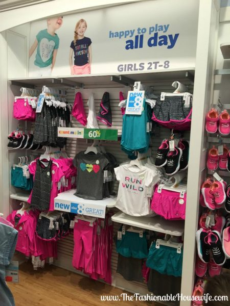 carters athletic wear