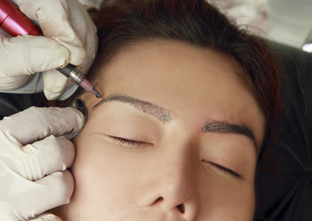 Tattoo Above Eyebrow Meaning: Permanent Makeup: Are Eyebrow Tattoos A Good Idea?