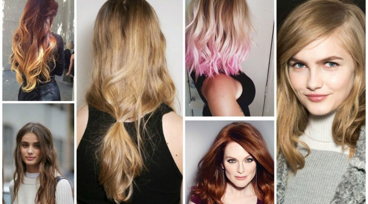 Fall 2015 Hair Trends & Popular Styles