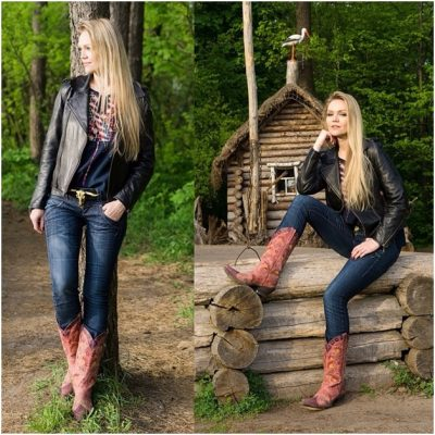 Cowgirl Boots Style: How And What To Wear With Them