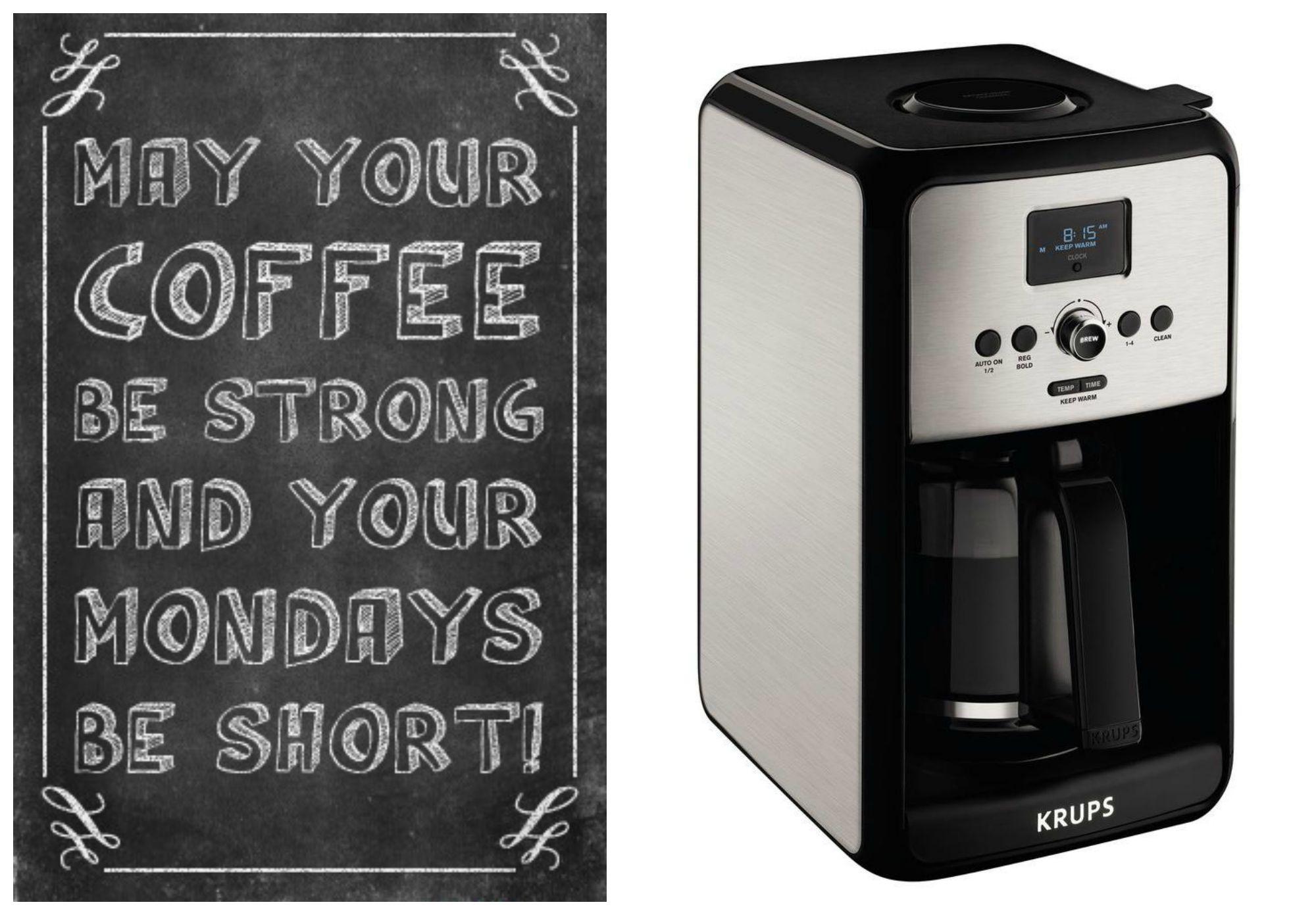Krups Savoy Coffee Maker Pot