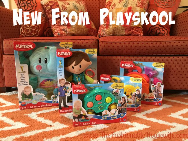 new toys from playskool