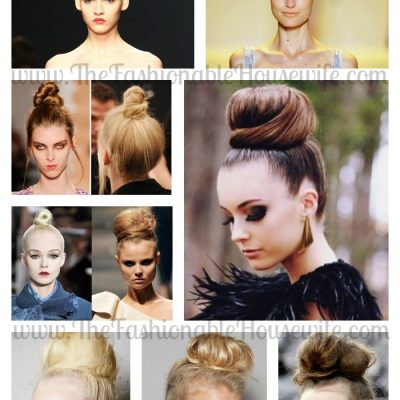 Get The Look: Effortless Top Knot with TRESemmé #spon