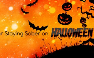 Boos, Bats, and Booze: Staying Sober on Halloween