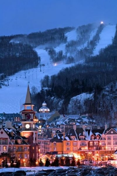 activities in mont tremblant