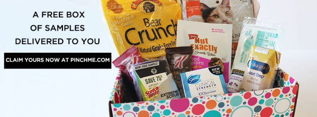 Get FREE Samples from PINCHme + Enter To Win $100 Amazon Gift Card! #sampletuesday #IC #AD