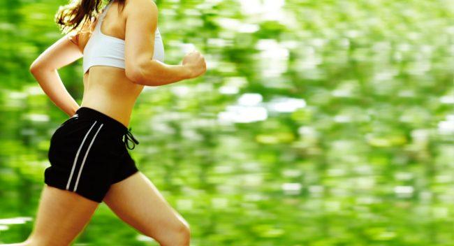 fitness jogging