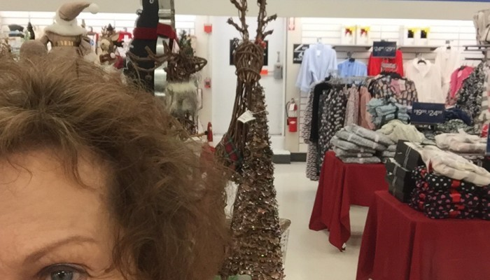 The Fashionable Housewife and Marshalls Holiday Blogger Challenge