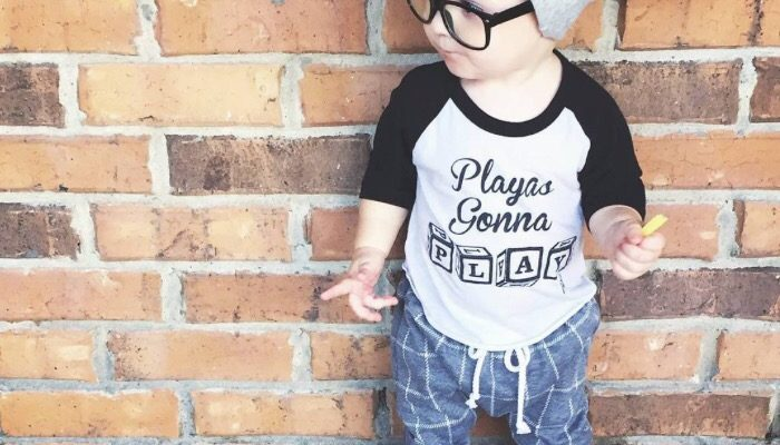 Cool Baby Clothes from Cute Little Babes + Giveaway!