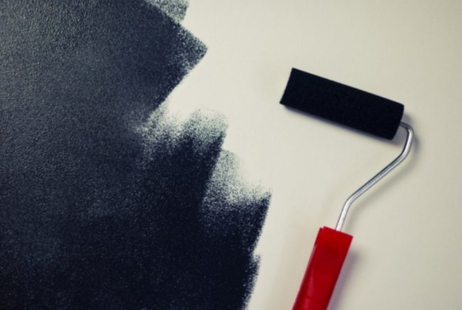 painting inside your house