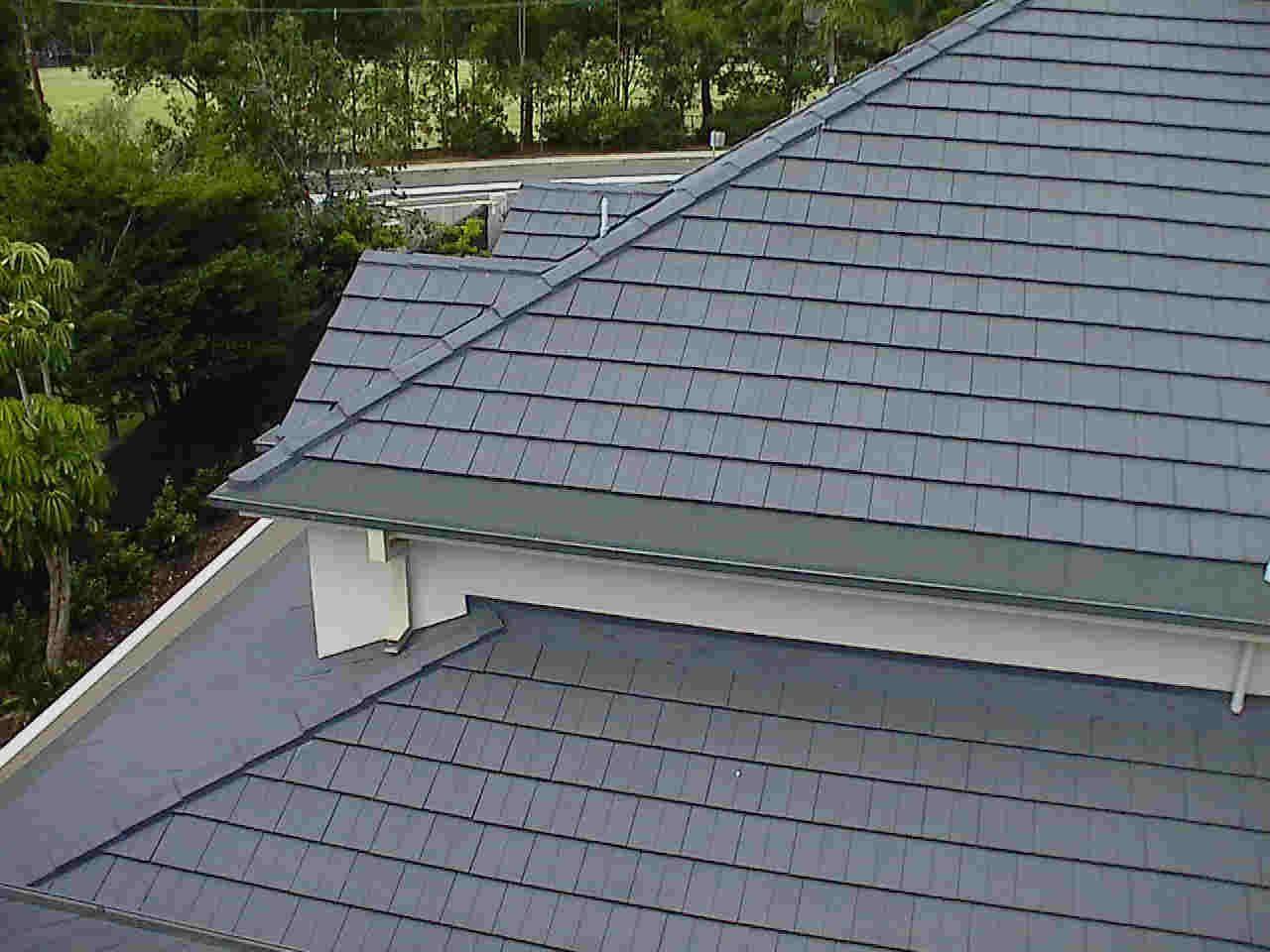 Roof material 3