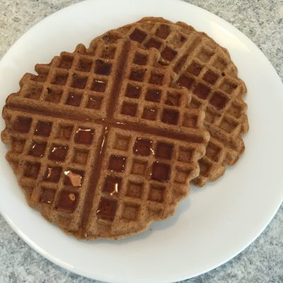 Recipe for Delicious Gluten Free Pancakes or Waffles Made with Better Batter