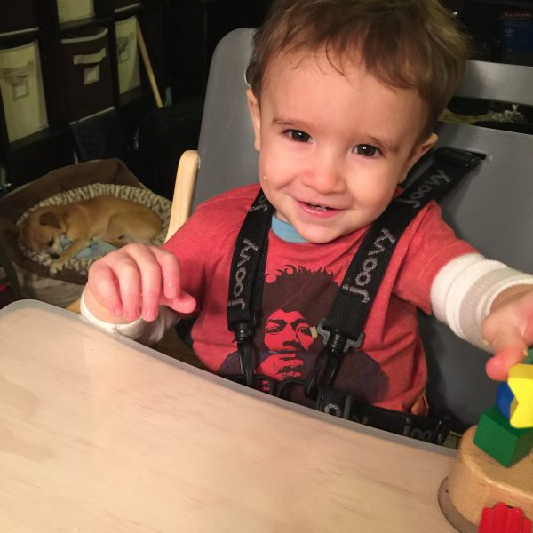 Review of JOOVY Wood Nook Highchair