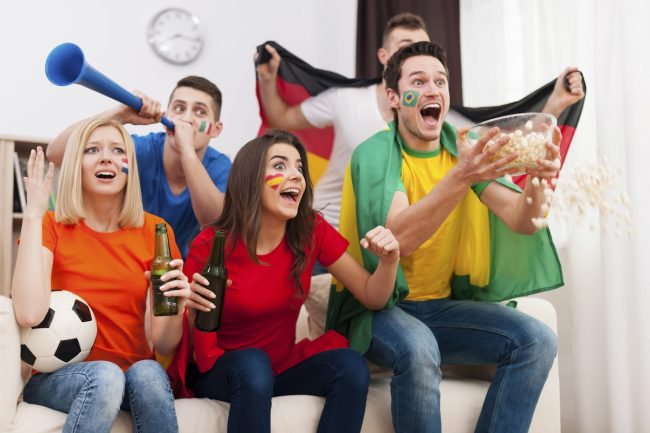Top 5 Tips for Keeping the Sports Fan in Your Home Happy