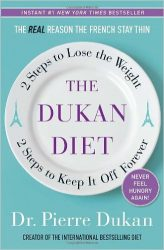 dukan diet book cover