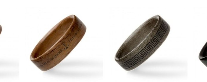 Fashion Trend Alert: Wooden Rings
