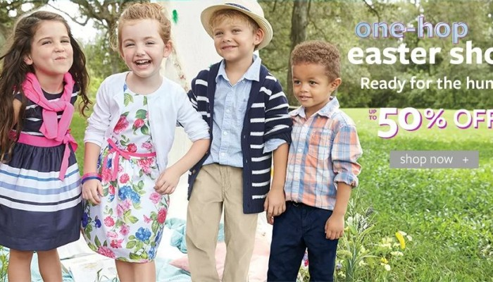 How To Save Big on Your Kid's Picture-Ready Easter Outfits