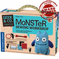 monster sewing workshop