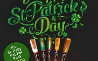 Fashionable Must-Haves for St. Patrick's Day
