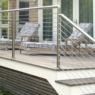 Home Life: Benefits of Stainless Steel Railings