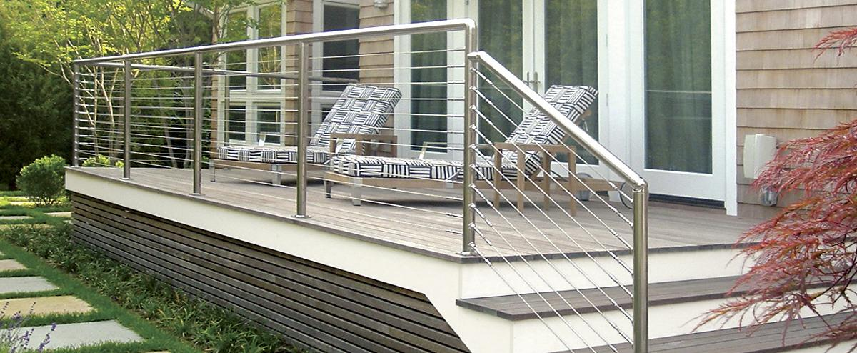 Home Life Benefits Of Stainless Steel Railings The