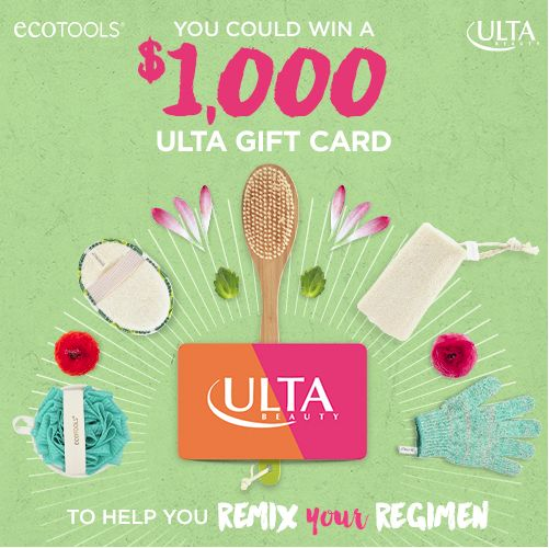 Get Ready for Summer in 3 Steps with EcoTools from Ulta + GIVEAWAY!