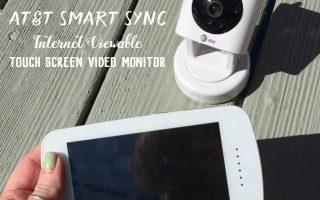 Baby Gear: Baby's Journey Smart Sync Video Monitor #ATTBabyMonitor