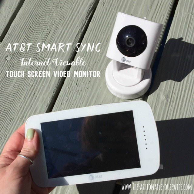 AT&T Smart Sync Video Monitor 2