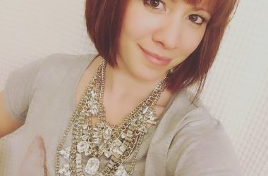 Today's Outfit: Happiness Boutique Statement Necklace