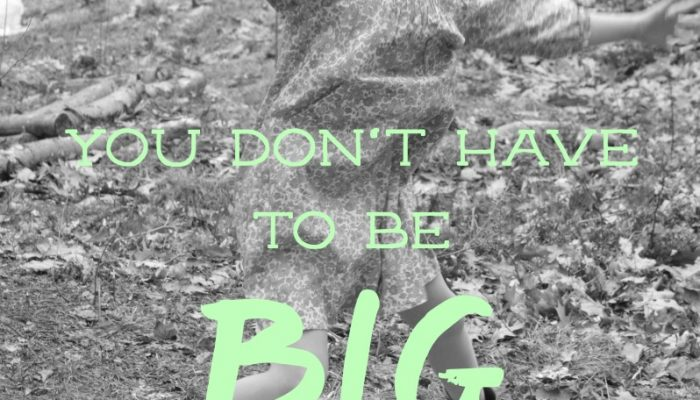 You Don't Have To Be Big To Be Strong! #FloatingHospital #Toughlings #IC #ad