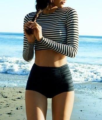 high bikini