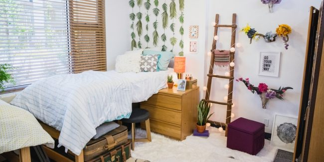 Decking Out A Dorm Room On A Small Budget: Start With The Essentials
