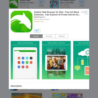 Why You Need To Try Dolphin Mobile Browser! #DolphinBrowser #IC #ad